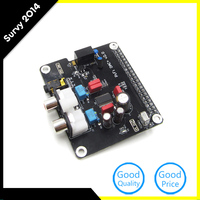 Raspberry Pi 3 HIFI DAC Audio Sound Card Module I2S Interface Card Module Expansion Board For