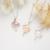 Dainashi estilo pingente de colar de prata esterlina jóias verão para as mulheres fine jewelry pérola com caixa de presente de cadeia para o comprador