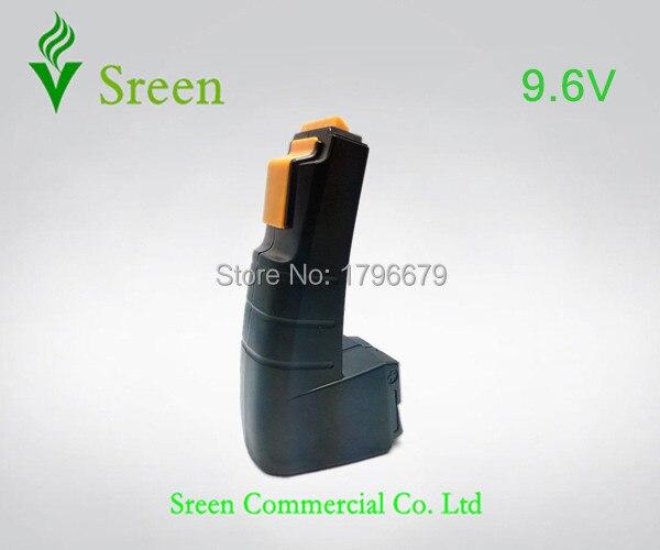 9.6 V NI-MH 3000 mAh Rechargeable Batterie de Remplacement pour Outils Électriques Festool BP-CDD9.6 BPH9.6C FSP-487512 FSP488437 490598 486828