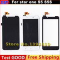 100% QC PASS LCD Display + Touch Screen Digitizer Glass Panel For star one S5 S5S