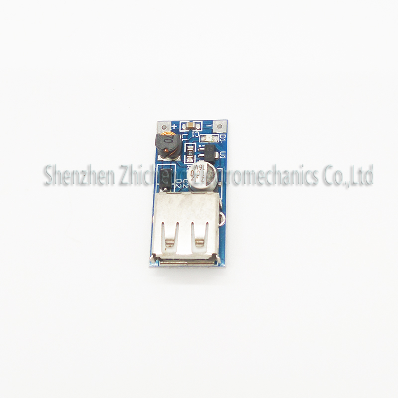 DC-DC Boost Converter 3V 3.7V to 5V 9V 2A USB Output Voltage Step-up Module цена