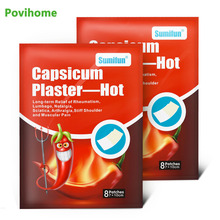 16 Pcs Capsicum Plaster-Hot Health