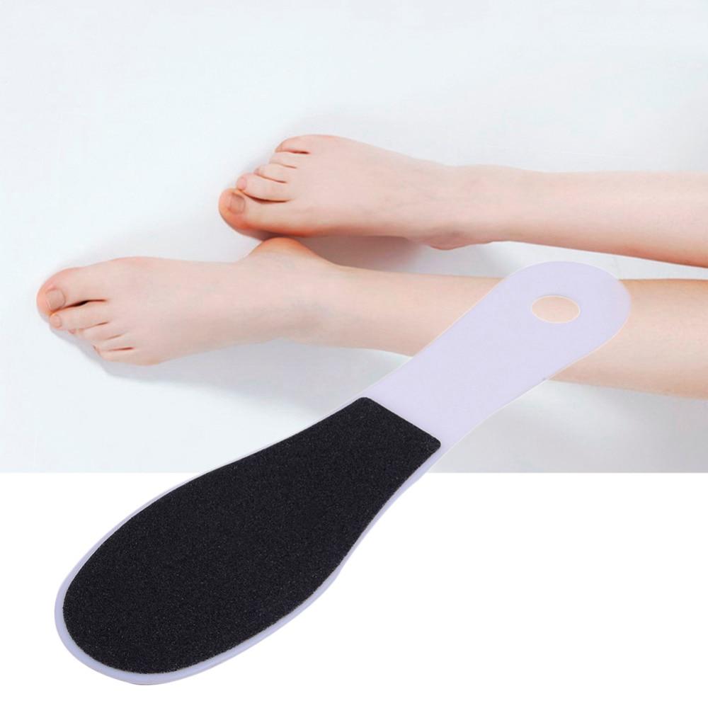 Pro 1Pc Foot Rasp Stone File Callus Rubbing Scraping Exfoliating Grinding Calluses Dead Remover Sanding Feet Pedicure Care Tools