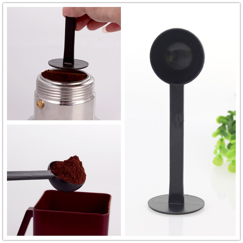 1pc Multifunction Simple Black Plastic Coffee Tampers Barista DIY Espresso Coffee Maker Grinder Handmade1pc Multifunction Simple Black Plastic Coffee Tampers Barista DIY Espresso Coffee Maker Grinder Handmade