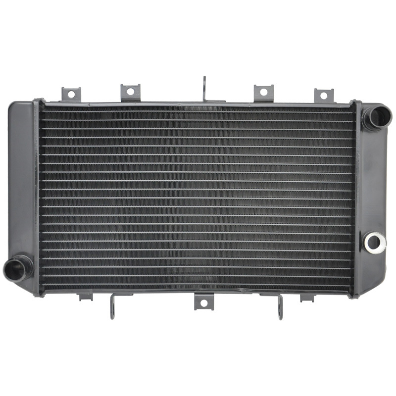 LOPOR For Kawasaki Z750 2004 2005 2006 Z750S Z750 S 05 06 07 Motorcycle Aluminium Cooling Cooler Replacement Radiator New