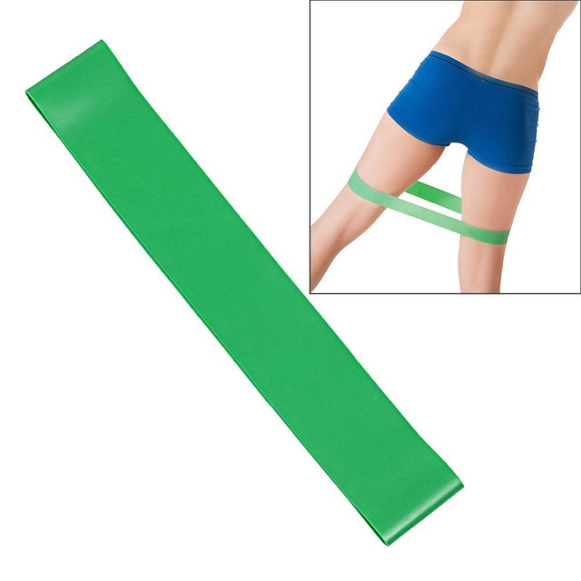 Yoga Resistance Bands Elastic Training Exercise Equipment Resistance Loop Fitness Gum Fitness Sports Tape Gym Expander