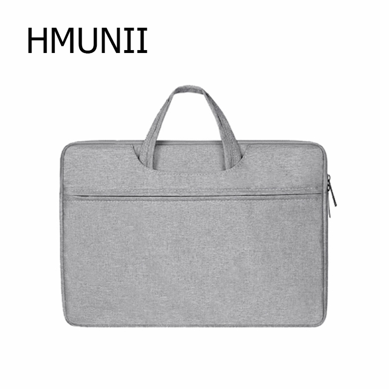 HMUNII Fashion Oxford Fabric Organizer Digital Package Storage For 13 Inch Laptop Sleeve Case PC Tablet Cover Travel Accessories