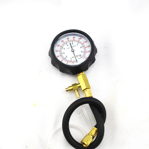 Image 3 - Professional Testing Gauge TU 114 Fuel Pressure Tester for Automotive Repair