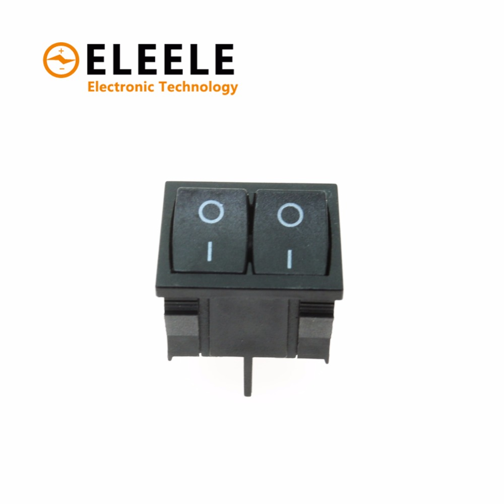 Kcd5 4pin Double Latching Rocker Switch On Off Panle Power Details About Push Button 3a 250v 1 Circuit 2