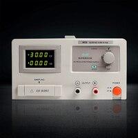 QJ3010E точность 4 цифровой светодиодный дисплей DC Напряжение регулятор постоянного тока регулятор лаборатории Мощность питания регулируемый