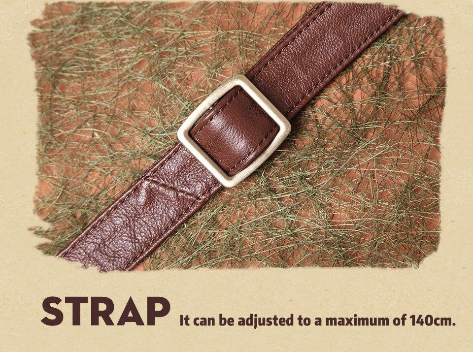 bolsas حقائب الكتف النسائية جلد طبيعي العلامة التجارية 16