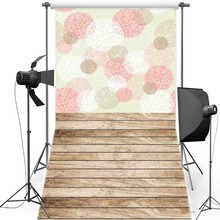 MEHOFOTO Floral Wall New Fabric Flannel Photography Background For Wedding Vinyl Backdrop For Newborn photo studio F1285 цена