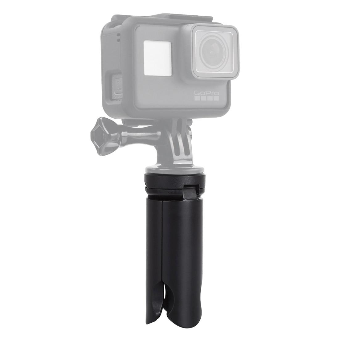 Портативный универсальный мини-штатив 1/4 ''для смартфона, Экшн-камера, держатель монопод для iPhone/Samsumg/Xiaomi для Gopro6/DJI