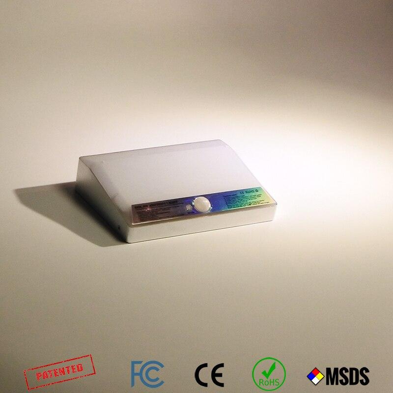 LED Solar light Perfect quality LED Solar Outdoor lighting Good conversion Solar panel Sensor Powerful solar garden lights