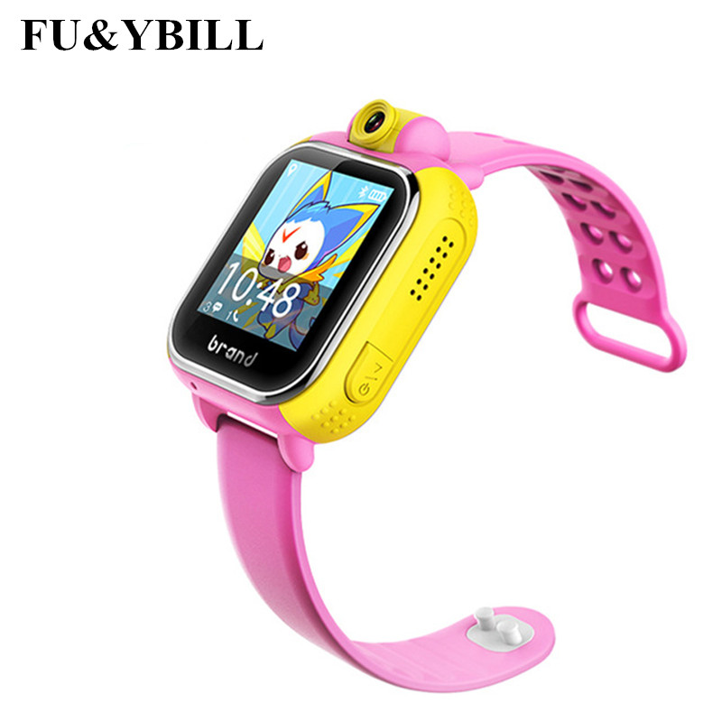 Fu&Y Bill Q730 3G Smart Watch Children Wristwatch For IOS Android With Camera GSM GPRS WI-FI GPS PK Q730 Q80 Q90 Q50 Q60 V7K 3g gps smart watch with sos call camera for children and old man security wacth trace record 3g location watch clock pk q730