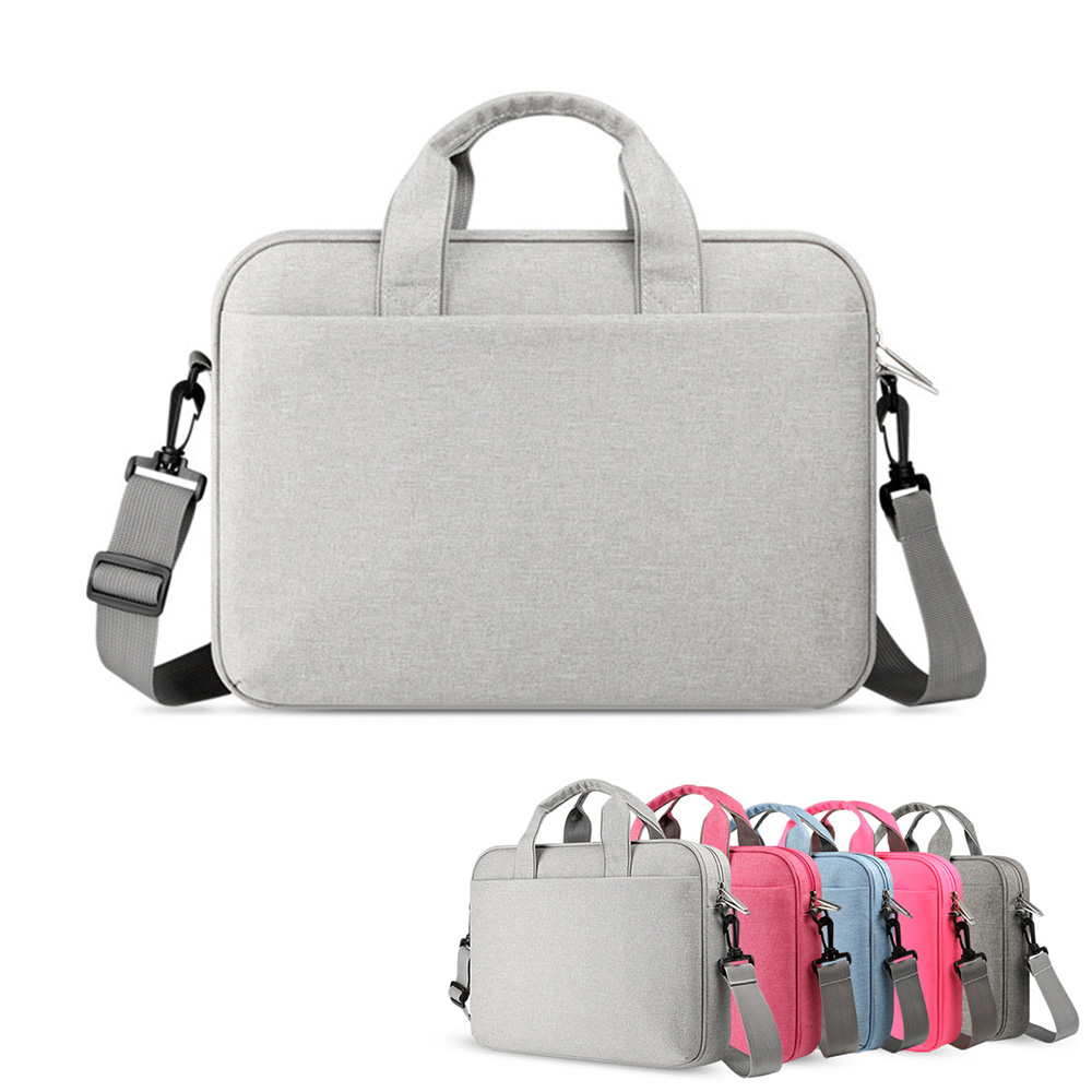 11 12 13 3 15 4 6 Inch Laptop Messenger Bag For Macbook Air Asus Xiaomi Samsung Dell Sleeve Shoulder Case In Bags Cases From