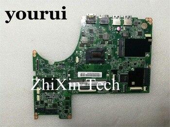 yourui For lenovo U310 Laptop Motherboard Mainboard DALZ7TMB8C0 REV:C SR0XL I5-3337U DDR3L 90002339 100% Tested