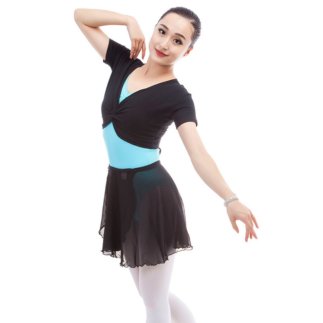 33b85f78d8fc Dance Clothes Ballet Siamese Uniforms Practice Female Adult Practice  Clothing Tight Ballet Clothing