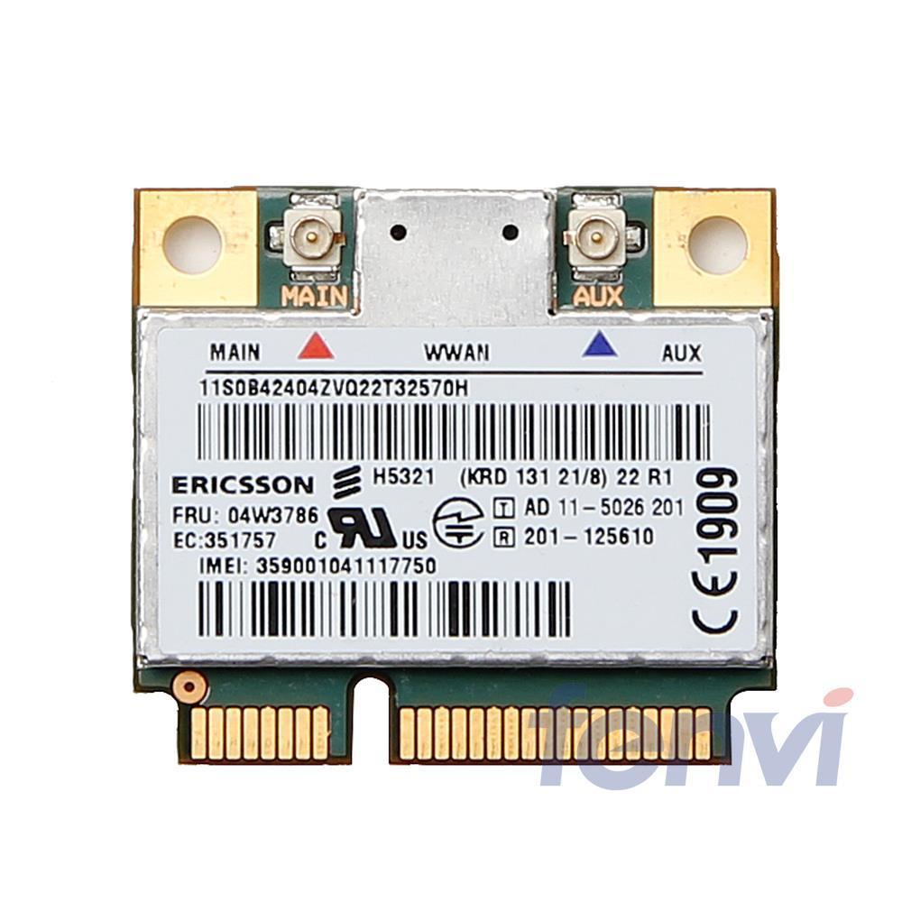 Lenovo ThinkPad T430s Ericsson WWAN Driver