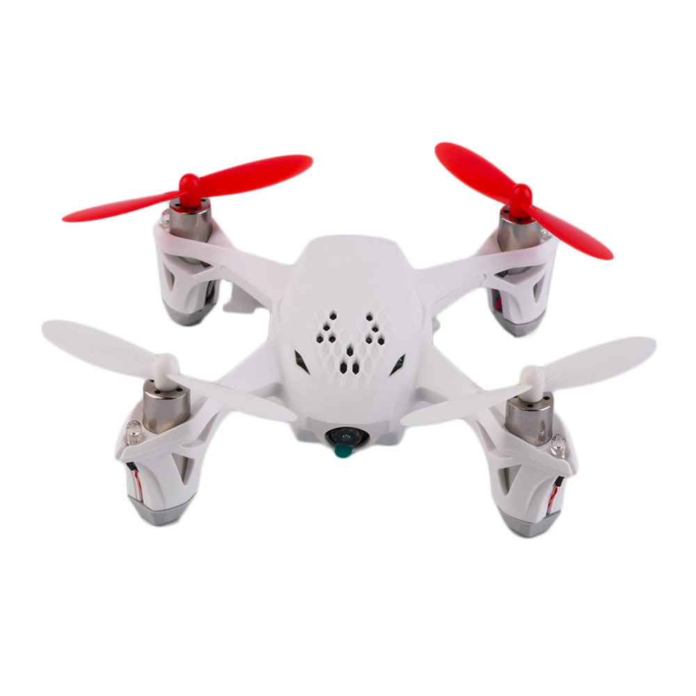 Drone H107D Aerial WIFI Real-Time Transmission Camera Quadcopter With FPV Camera Toy Remote Control Mini Quadcopter White x6 2 4g 4 ch remote control quadcopter toy with lcd screen white black