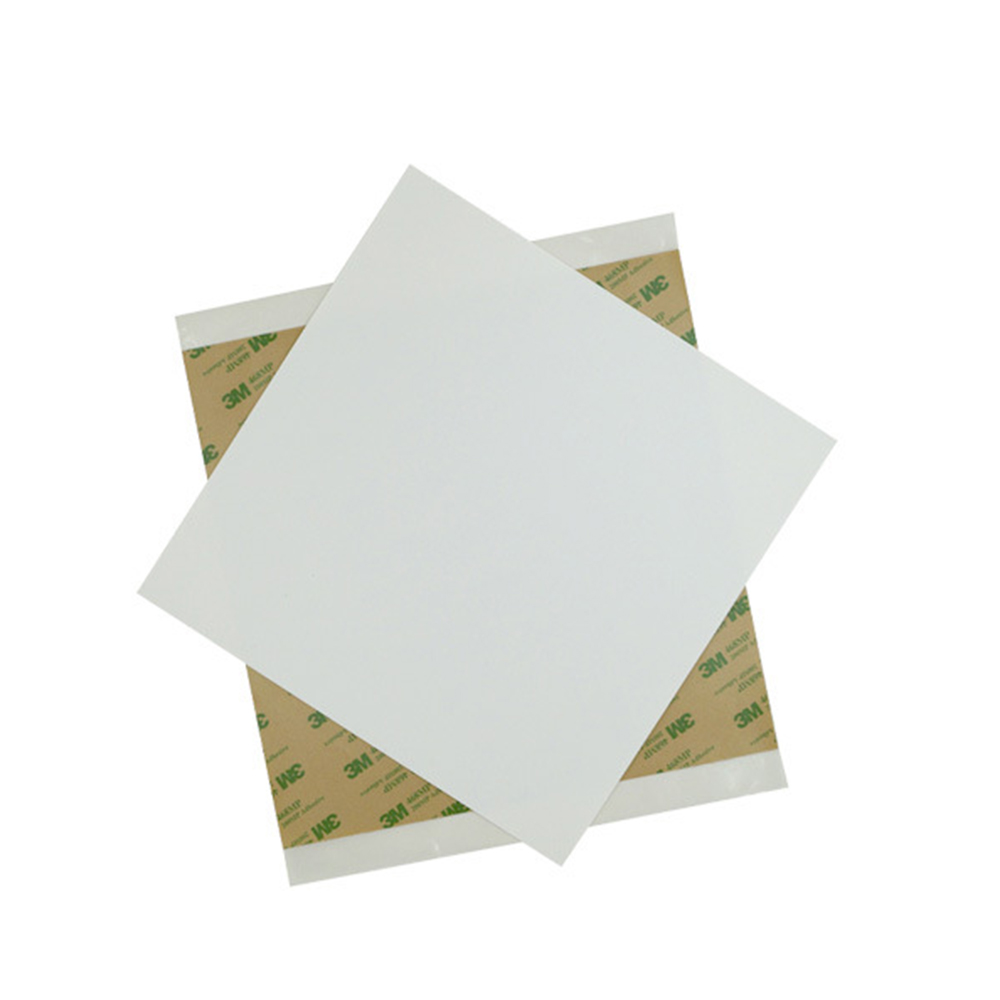 4pcs 120mm 8   220 10   12   16   500mm PEI Frosted White 3D Pring     4pcs 120mm 8   220 10   12   16   500mm PEI Frosted White 3D Pring Build  Surface Polyetherimide Cold PEI Sheet 0 2mm thickness