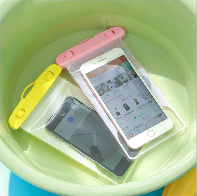 new arrival be57a 0f5a7 New Universal Sealed Waterproof Case For OPPO F1S / OPPO A59 Find 9 Neo 5  A31 A31T A37 A37M A37F A33 F5 A73 Waterproof Pouch
