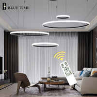 Moderne LED Kronleuchter Für Küche wohnzimmer Schlafzimmer esszimmer Led Lüster Ringe Decke Kronleuchter Leuchten