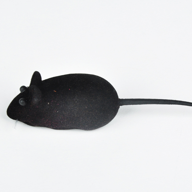 Rubber Rat for the Cat | Or Cat  & Mouse toy