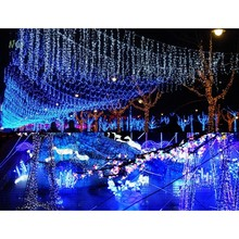 EU 100M 600LED New Year Decor Garland Fairy Christmas Tree Decorations Ornaments String Lights Arbol Navidad Christmas Gifts