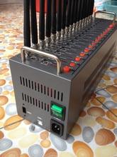 Wavecom Q24plus 16 Портов GSM GPRS Модем Бассейн С USB интерфейс Четырехдиапазонный смс модем Пополнения система СТК USSD IMEI changebale