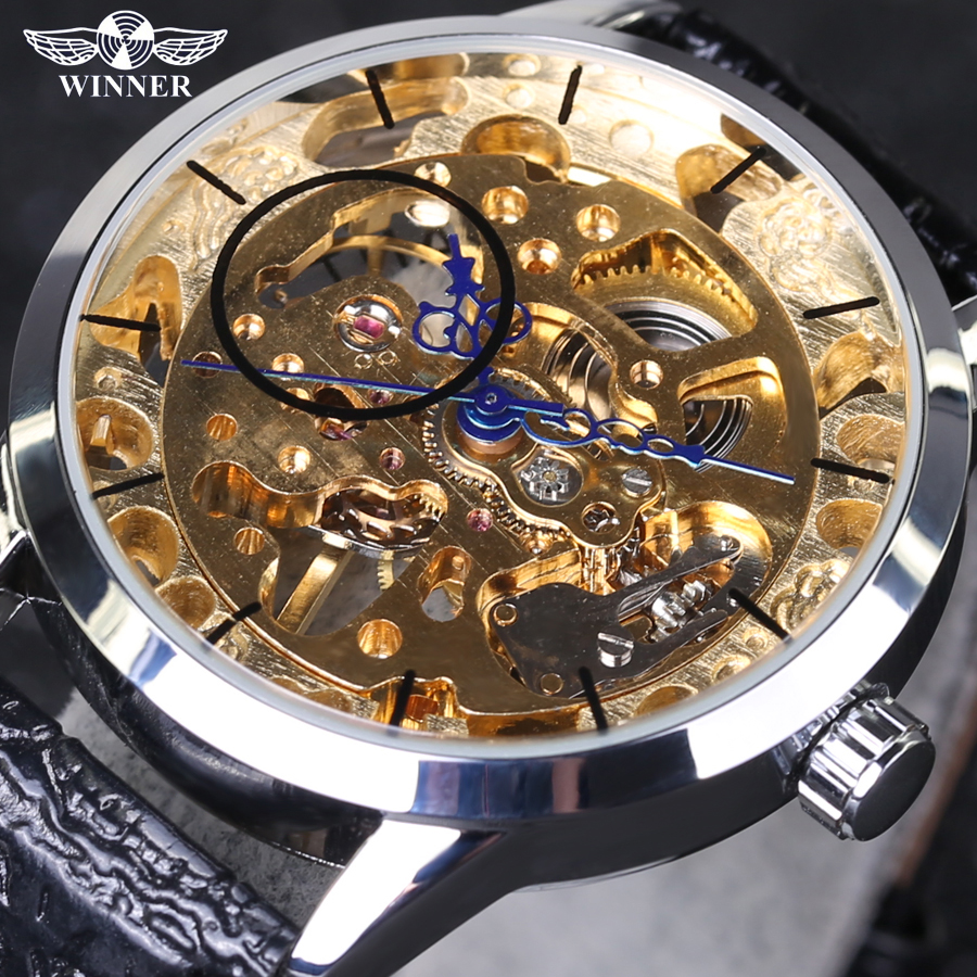winner skeleton luxury gold летом ароматы