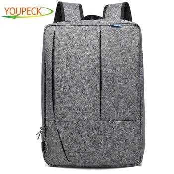 17 portátil 17 Messenger bolso pulgadas 3 mochila Convertible hombro EPnqRR