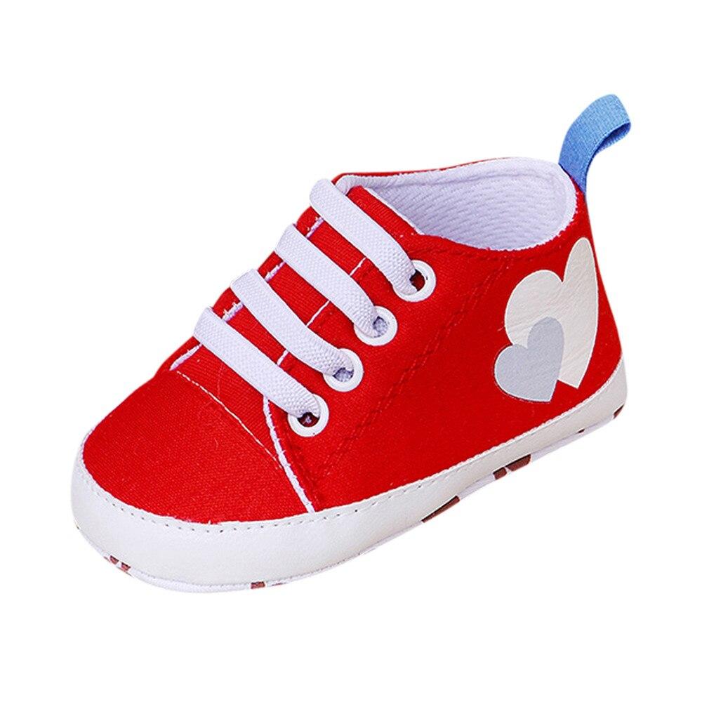 SAGACE Shoes Prewalker Slip Soft-Sole Newborn Fitness Baby Infant Cartoon Girl Boys Casual
