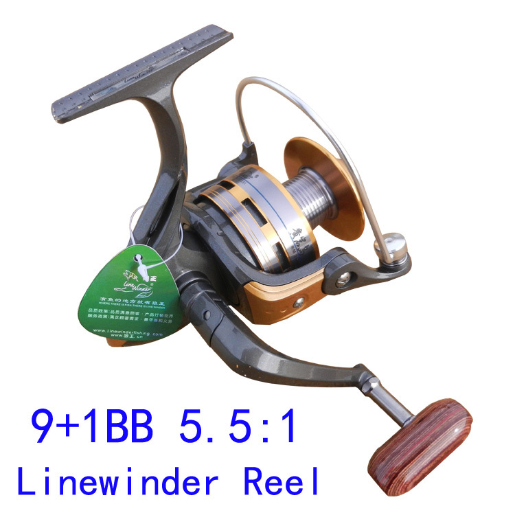 Linewinder 10bb hyd5000 hyd6000 hyd7000 spinning for Surf fishing rod and reel