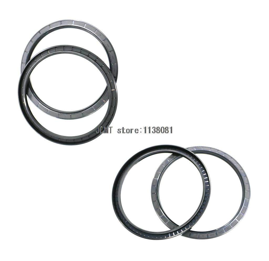 For Honda 600 Xr R 43x54x11 Mm 2 Pieces 43 54