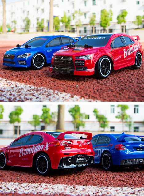 Remote Control Racing Car 30KM/H 2.4G 4WD RC Drift Speed Radio Control Off-Road Vehicle Toys for Children RC Car Gift 3