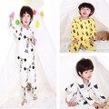 2017 Crianças Bobo Choses Pijama Coelho dos desenhos animados Do Rato crianças Conjuntos de roupas meninos meninas T-shirt + Calças Fille enfant vetement nunu