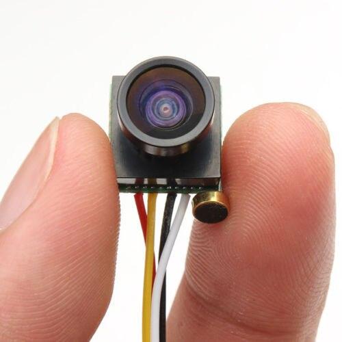 Big Discount 600tvl 1/4 Cmos 170 Degree Lens 1.8mm FPV Camera Drone Accessories  PAL/NTSC Mini Digital HD Color   3.7-5V