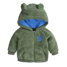 spring autumn clothing chenille cardigan baby outerwear