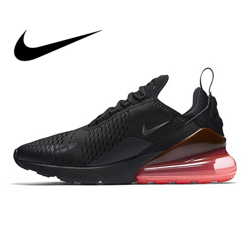 Sports & Entertainment Obliging Original Authentic Nike Air Max 270 Mens Running Shoes Full Color Classic Outdoor Sports Shoes Comfortable Breathableah8050-010 Beautiful And Charming
