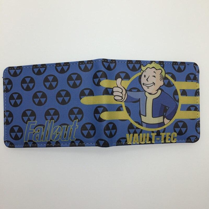 Fallout Vault Tec Design Wallet