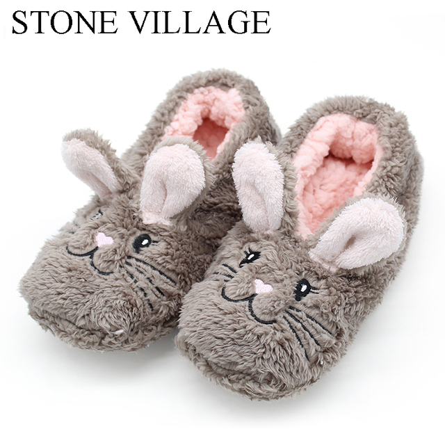 bfe52161687c New Arrival Home Slippers Cartoon puppy Warm Soft Wool Indoor Slippers  Comfortable Women S Shoes With Soft Soles Women Slippers