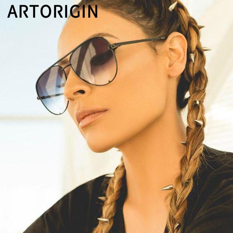 2019 mode aviation lunettes de soleil femmes qualité adapté à tous les faits type UV400 femme nuances oculos lunettes gafas de sol