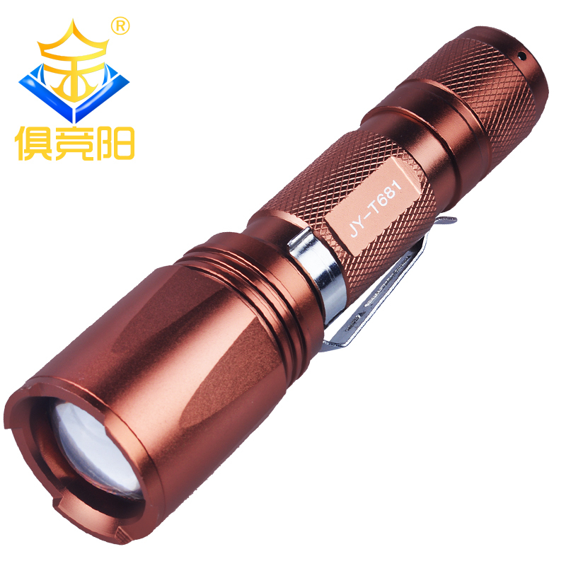 Lk /_ USB Cob Torche LED Léger Portable Clé Chaîne Edc Rechargeable Sn /_ Fj