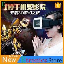 ภาพยนตร์Visor 3D VRความจริงเสมือนแว่นตานวัตกรรมการออกแบบพอดีสำหรับIOS A NdroidและPCโทรศัพท์ชุด