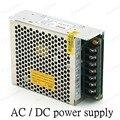 Seguro de calidad simple operación de AC/DC 12 V 30 W salida doble fuente de alimentación Transformador de la Iluminación LED de alimentación tira Unidad de suministro de