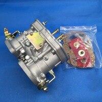 Новый 44 idf Уэббер Стиль Карбюраторы для мотоциклов + набор для ремонта VW Beetle Bug Fiat Porsche carb