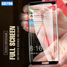 5D Curved Full Tempered Glass for Samsung Galaxy S8 S9 Plus S7 Edge Screen Protector For Samsung Galaxy Note 8 Protective Glass 2 5d protective tempered glass screen protector for samsung galaxy s5 mini transparent
