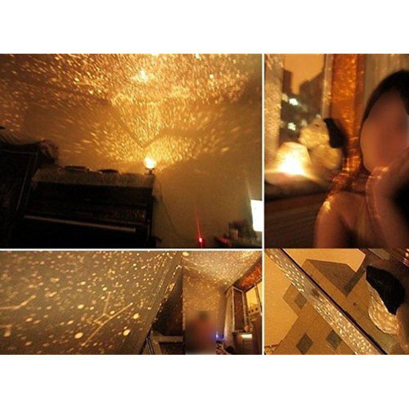 HobbyLane светодиодный ночной Светильник звездное небо Звезды Луна планета лампы проектора Космос Вселенная Luminaria детская комната Светильник для подарка на день рождения