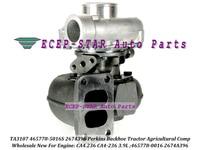 Turbo TA3107 465778 465778-5016 s 2674A396 2674396 465778-0016 Voor Perkins Backhoe Tractor Landbouw Comp CA4.236 CA4-236 3.9L